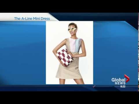 A-line mini dresses - Global Morning News Montreal