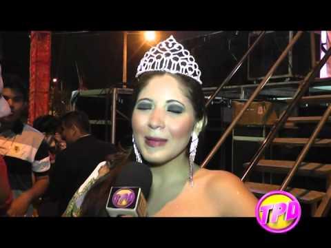 Kiara Gavilanez, reina de Mariscal Sucre