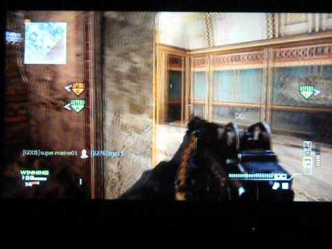 mw3 best light machine gun