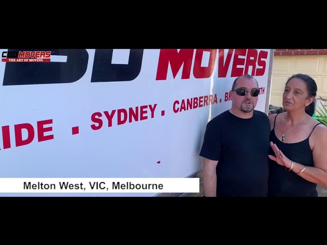 Unparalleled Removalist Services in Melton West, VIC