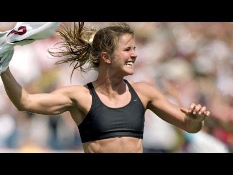 Brandi Chastain: Her Historic 1999 World Cup Kick