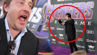 VLOG SQUAD CRASHES AVENGERS: ENDGAME PREMIERE!! (NO SPOILERS) Video