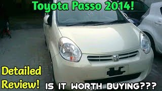 Toyota Passo 2014 - Detailed Review - Price Specs & Features - Is It WORTH BUYING???🔥