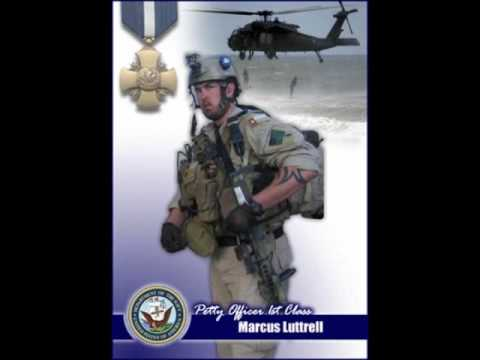 Marcus Luttrell 911 call,  Full version.