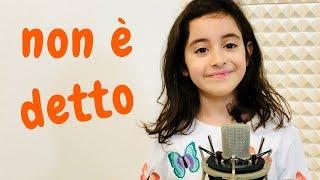 Non è detto - Laura Pausini - Sofia Del Baldo cover - KaraSofy