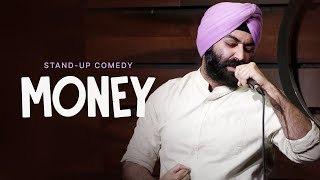 Money| Stand-Up Comedy| Vikramjit Singh| It Gets Worse 2