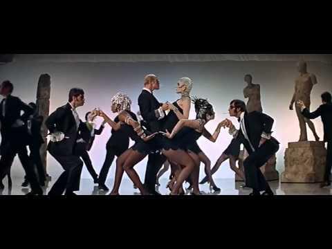 Choreograph piece by Bob Fosse