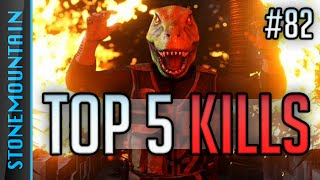 BF Hardline Top Plays (Best Knockout Collateral, Epic Tazer Kill, Longest Snipe, Clutch & RPG) #82