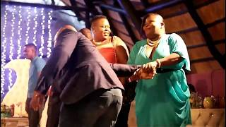 Comic Pastor: Friends' Dance Off at Wedding