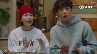 MY UNFAMILIAR FAMILY Teaser | Han Ye Ri, Kim Ji Suk | Now On Viu