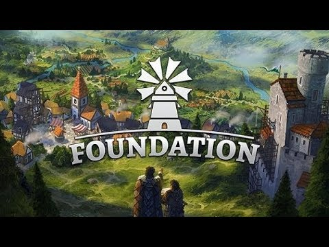 Foundation (2020) - Medieval City / Colony Builder