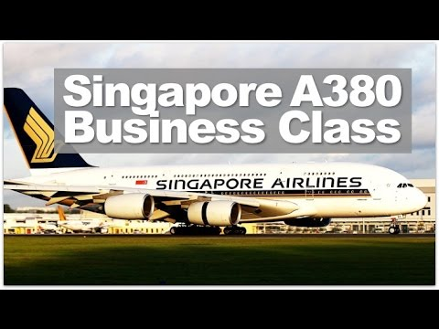 Singapore Airlines A380 Business Class  | London ✈ Singapore Business Class A380 Reviewed