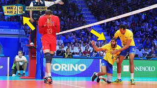 Brazil Has Made One of the Greatest Comebacks in Volleyball History !!!