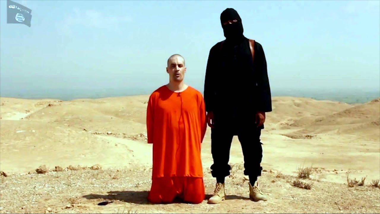 Jihadi John James Foley