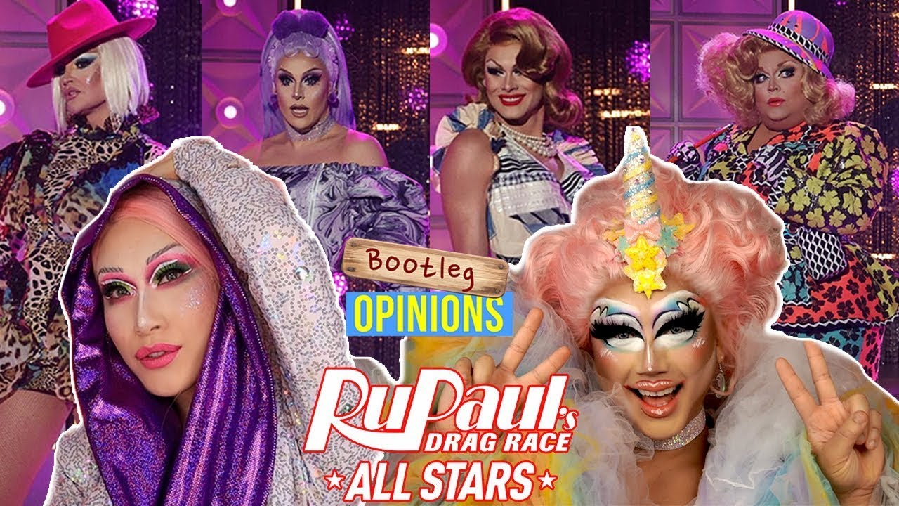 """All Stars 6 x Bootleg Opinions: Episode 5 """"Clash of the Patterns"""" with Rock M. Sakura!"""