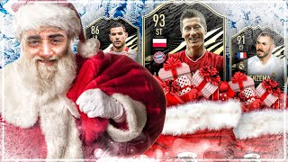 FIFA 21: WEIHNACHTS REWARDS STREAM 🎅🏼 10x TOP 200 REWARDS 🔥