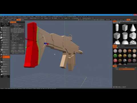 Pose Tool 3D Coat
