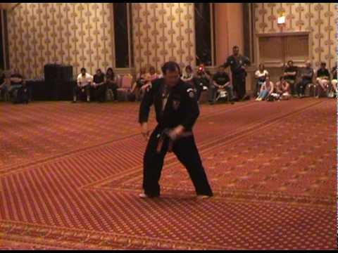 Jeff Speakman Long Form 8