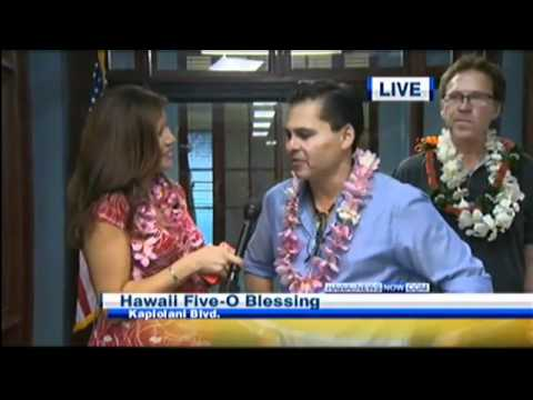 Hawaii Five 0 Blessing Ceremony Гаваи 5 0