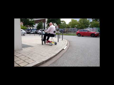 Portable ramp TravelScoot
