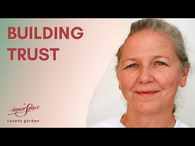 Building Trust | Talk
