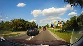 Jedź bezpiecznie odc. 716 (polskie zwyczaje drogowe)