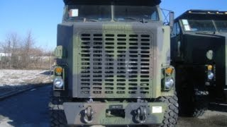 1996 Oshkosh M1070 Commercial Heavy Equipment Transporter on GovLiquidation.com