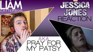 Jessica Jones 2x12 AKA Pray For My Patsy Reaction