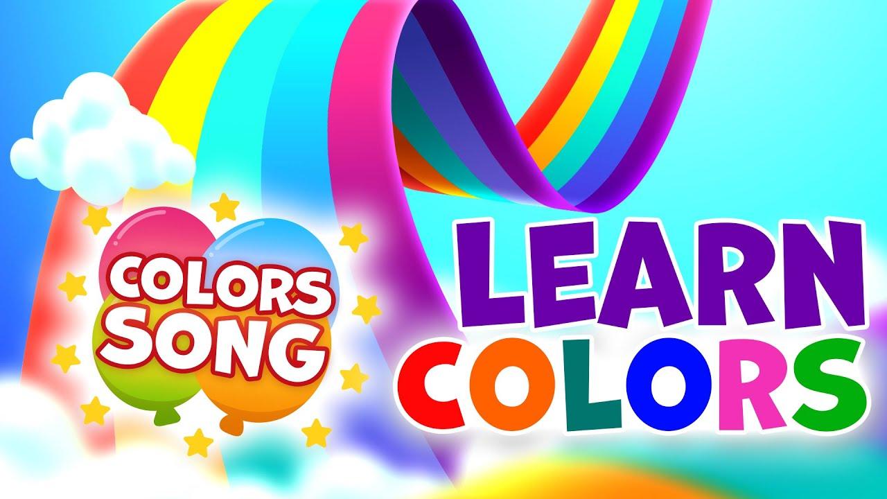 Rainbow Colors Song Little Baby Bum Nursery Rhyme Friends Shazam