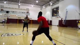 James Harden Summer 2017 Workout
