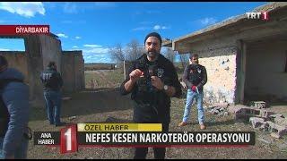 Narkoterör Operasyonu - Erhan Çelik ile TRT 1 Ana Haber