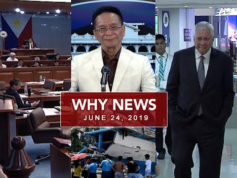 UNTV: Why News (June 24, 2019)