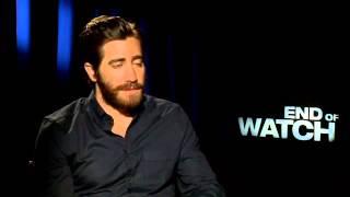 Jake Gyllenhaal On 'End Of Watch'