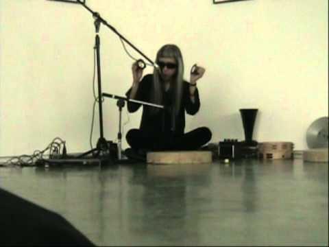 Haino Keiji Voice Performance+Percussion Dance(part2)@Taka Ishii Gallery(2011.2.26)