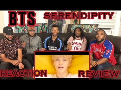 BTS (방탄소년단) LOVE YOURSELF 承 Her 'Serendipity' Comeback Trailer REACTION/REVIEW