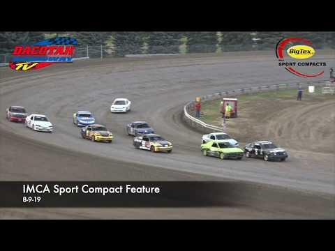 Dacotah Speedway   IMCA Sport Compacts   8-9-19