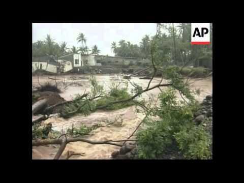 EL SALVADOR: FLOODING