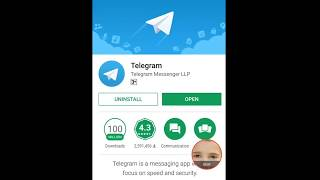 deactivate telegram account