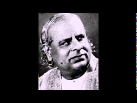 Pandit Omkarnath Thakur - Classic
