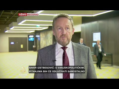 Izetbegović: Čović je rekao da će BiH suverenitet svojih odluka predati Beogradu
