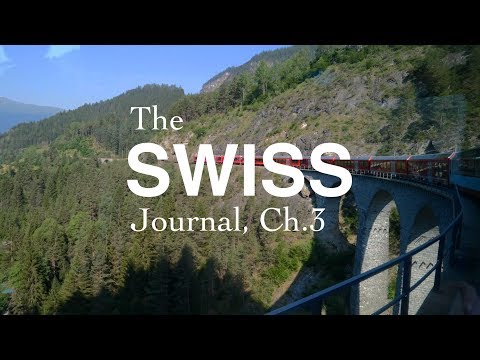 the swiss journal, chapter the third // the panasonic gh5 goes to switzerland