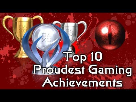 Top 10 Proudest Gaming Achievements
