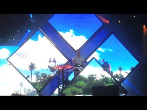 Live Kygo - Firestone Ft. Conrad at Coachella Weekend2 HD