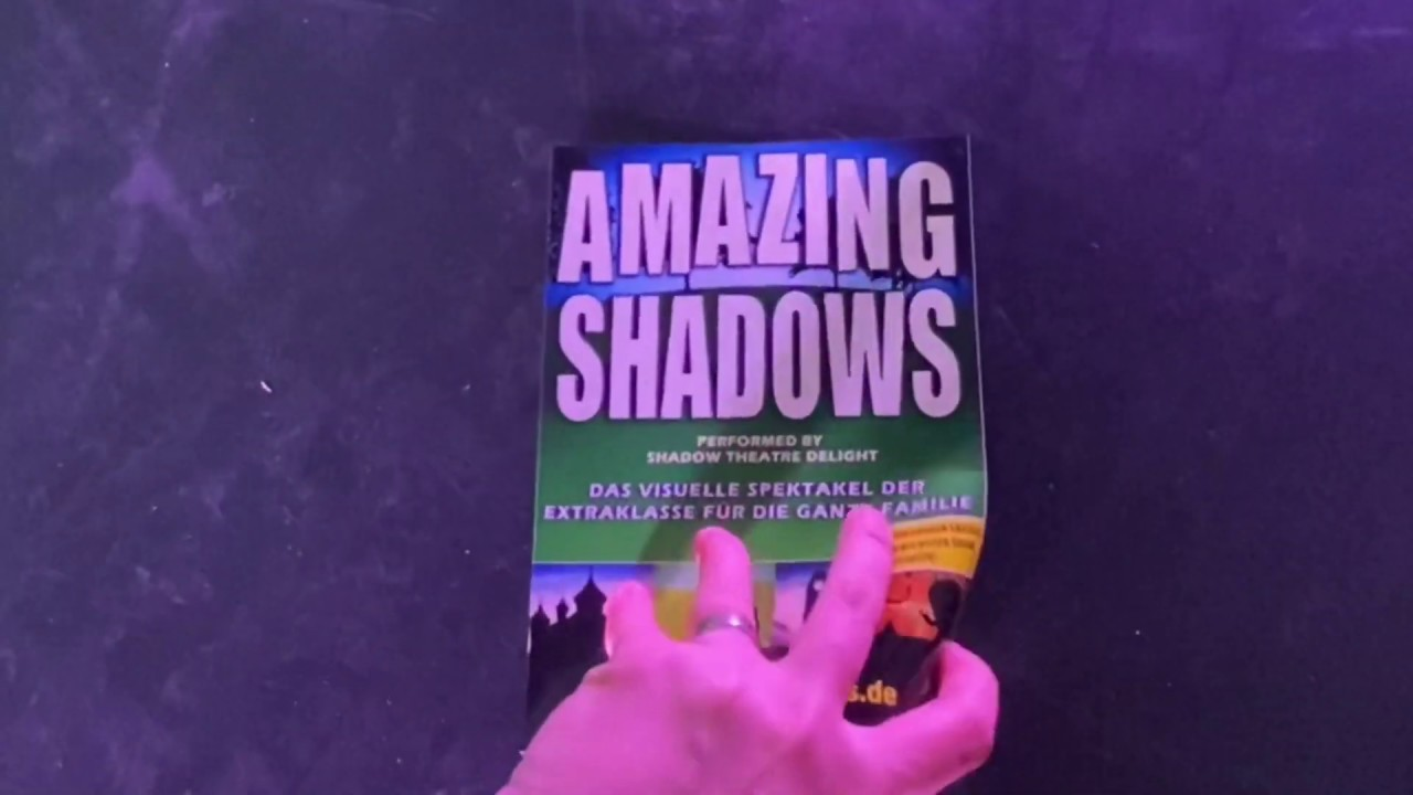 Download Shadow theatre Delight - Tour Amazing Shadows 2020