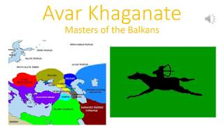 The Avar Khaganate