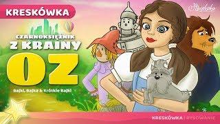 Czarnoksiężnik z Krainy Oz | Bajka dla dzieci po Polsku
