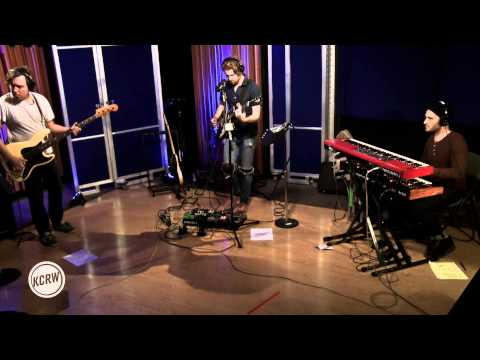 """The Belle Brigade performing """"Ashes"""" Live on KCRW"""