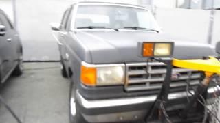 1990 Ford Bronco XLT Walkaround