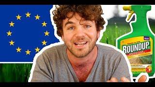 GLYPHOSATE CANCÉRIGÈNE ? L'UE COPIE-COLLE L'AVIS DE MONSANTO