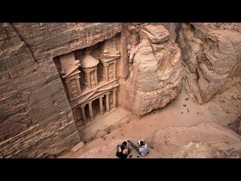 Seven Wonders of the World: Petra   360 Video